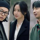 """Ryu Jun Yeol, Son Naeun, And Yoo Su Bin Are Three Friends Facing Different Challenges In Upcoming Drama """"Lost"""""""