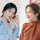 Song Hye Kyo Thanks Go Hyun Jung For Support On Set Of Her Upcoming Drama With Jang Ki Yong