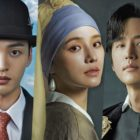 """Kim Min Jae, Park Gyu Young, And More Pose As Famous Artworks In Creative Posters For """"Dali And Cocky Prince"""""""