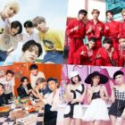 TXT, BTS, Stray Kids, BLACKPINK, And SEVENTEEN Claim Top Spots On Billboard's World Albums Chart