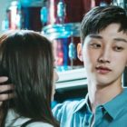 """Jinyoung And Krystal Get Adorably Nervous While Filming Their Kiss Scene For """"Police University"""""""