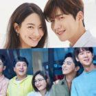 "Kim Seon Ho And Shin Min Ah Top List Of Most Buzzworthy Drama Actors + ""Hospital Playlist 2"" Remains No. 1 Drama"