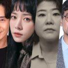 Shin Ha Kyun, Han Ji Min, Lee Jung Eun, And Jung Jin Young Confirmed To Star In New Drama