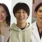 """Watch: Hani, Yoon Shi Yoon, And Park Ki Woong Share Hopes For Their New Drama """"You Raise Me Up"""""""