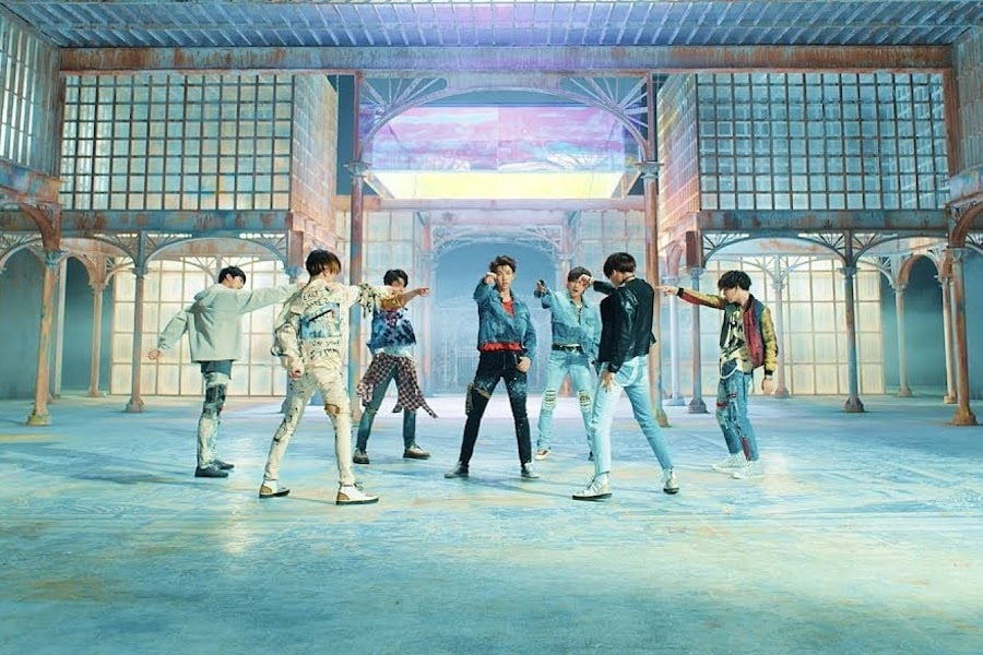 "BTS's ""Fake Love"" Is Their 5th MV To Surpass 1 Billion Views"