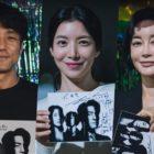 "Ji Jin Hee, Yoon Se Ah, And Kim Hye Eun Bid Farewell To ""The Road: The Tragedy Of One"" Ahead Of Final Episodes"
