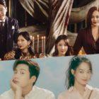 """""""The Penthouse 3"""" Ranked No. 1 Buzzworthy Drama + Kim Seon Ho And Shin Min Ah Top Cast Ranking"""