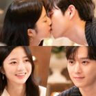 """Kim Young Dae And Kim Hyun Soo Happily Reunite With A Sweet Kiss In """"The Penthouse 3"""""""
