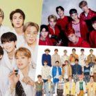 September Boy Group Brand Reputation Rankings Announced
