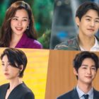 """Honey Lee, Lee Sang Yoon, Jin Seo Yeon, And Lee Won Geun Describe Key Points To Anticipate In """"One The Woman"""""""