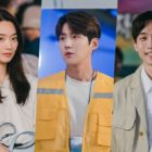 """Shin Min Ah, Kim Seon Ho, Lee Sang Yi Are Spotted At The Town Festival In """"Hometown Cha-Cha-Cha"""""""