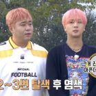 """Ravi And Moon Se Yoon Dye Their Hair Pink To Fulfill A Promise They Made On """"2 Days & 1 Night Season 4"""""""