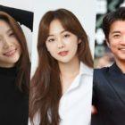Lee Ga Eun, Geum Sae Rok, And Ahn Jae Wook Confirmed For Drama Kim Sun Ah Is In Talks For
