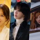 """Lee Ji Ah Talks About Playing Two Characters In """"The Penthouse ,"""" Shim Soo Ryun's Changes Through 3 Seasons, And More"""
