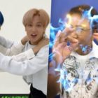 Watch: SM Founder Lee Soo Man Jokes Around With NCT's Mark And Haechan In Hilarious TikTok Video
