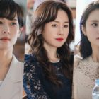 """Jo Yeo Jeong Refuses To Be Intimidated By The Other Mothers In """"High Class"""""""