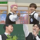 """Watch: Super Junior's Donghae And Eunhyuk, Lee Chan Won, And Young Tak Help """"Ask Us Anything"""" Celebrate 300th Episode In Preview"""