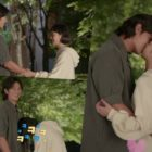 """Watch: Kim Go Eun And Ahn Bo Hyun Poke Fun At Each Other Even While Filming Kiss Scene In """"Yumi's Cells"""""""