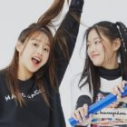 LOONA's Chuu And HyunJin Talk About Their Athleticism, Group's Growth, And More