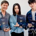 Ong Seong Wu, Park Ho San, And Seo Young Hee's New Drama Shares Photos From Script Reading