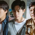 """Jinyoung And Cha Tae Hyun Interrogate Shin Seung Hwan Who Holds The Key To The Truth In """"Police University"""""""