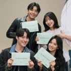 Song Hye Kyo And Jang Ki Yong's Upcoming Romance Drama Reveals Glimpse Of Their Chemistry From Script Reading