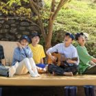 """Jo Jung Suk, Jeon Mi Do, Jung Kyung Ho, Yoo Yeon Seok, And Kim Dae Myung Enjoy Some Time Off In """"Three Meals A Day"""" Spin-Off Posters"""
