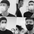 EXO's Chanyeol, INFINITE's Kim Myung Soo, B.A.P's Daehyun, And More Are Hard At Work Rehearsing Upcoming Military Musical