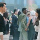 Jang Ki Yong And Song Hye Kyo Make A Breathtaking Couple As They Lock Eyes In Upcoming Romance Drama