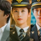 """Cha Tae Hyun, Krystal, And More Attend Graduation Without Jinyoung In """"Police University"""""""