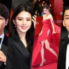 Stars Light Up The Red Carpet At Busan International Film Festival Opening Ceremony