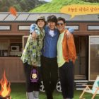 """Sung Dong Il, Gong Myung, And Kim Hee Won Are Happy Campers In Poster For """"House On Wheels"""" Season 3"""