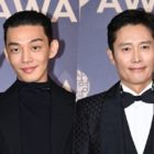 Yoo Ah In, Lee Byung Hun, And More Win At The 15th Asian Film Awards