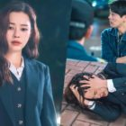 """Honey Lee And Lee Sang Yoon Face Another Threat To Their Lives In """"One The Woman"""""""