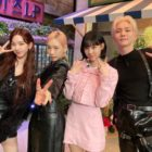aespa's Winter And Karina Share What Taeyeon And Key Are Like As Seniors At SM Entertainment