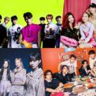 NCT 127, ITZY, aespa, BTS, BLACKPINK, And TXT Rank High On Billboard's World Albums Chart
