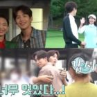 """Watch: Shin Min Ah And Kim Seon Ho Show Enthusiastic Support For Their Cast Members Throughout """"Hometown Cha-Cha-Cha"""" Filming"""