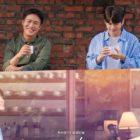 Ong Seong Wu And Park Ho San Are Dedicated Baristas And Close Coworkers In Upcoming Drama