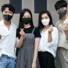 Jun So Min, 2PM's Chansung, Song Yoon Ah, And Lee Sung Jae Attend Script Reading For New Drama
