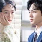 """Park Gyu Young And Kim Min Jae React Differently During Their First Encounter After Their Kiss In """"Dali And Cocky Prince"""""""