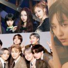 aespa, BTS, WOODZ (Cho Seung Youn), And More Top Gaon Weekly Charts