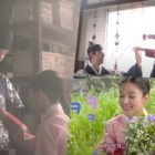 """Watch: 2PM's Junho And Lee Se Young Energize """"The Red Sleeve Cuff"""" Set With Their Smiles"""