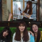 """Watch: Lee Sun Bin, Han Sun Hwa, And Jung Eun Ji Relieve Stress From Work With Alcohol In """"Work Later, Drink Now"""" Teaser"""