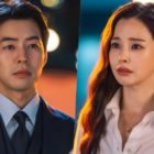 """Honey Lee And Lee Sang Yoon Share A Handshake Loaded With Meaning In """"One The Woman"""""""