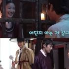 """Watch: Kim Yoo Jung, Ahn Hyo Seop, And Gong Myung Never Have A Dull Moment Behind The Scenes Of """"Lovers Of The Red Sky"""""""