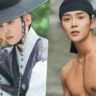 """Park Eun Bin Is Not Impressed By SF9's Rowoon's Fit Body In """"The King's Affection"""""""