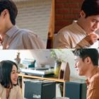 Ong Seong Wu, Park Ho San, Seo Young Hee, And More Bond Over A Cup Of Coffee In Upcoming Drama