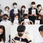 """Cast Of """"Best Mistake"""" Seasons 1 And 2 Are Joined By Kang Hye Won, DAY6's Wonpil, And More At Season 3 Script Reading"""