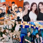 BTS, BLACKPINK, TWICE, NCT 127, MONSTA X, Lisa, And Rosé Nominated For 2021 MTV Europe Music Awards