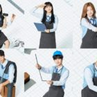 """Kim Yo Han, Cho Yi Hyun, Chu Young Woo, And More Forge Their Own Futures In Poster For """"School 2021"""""""